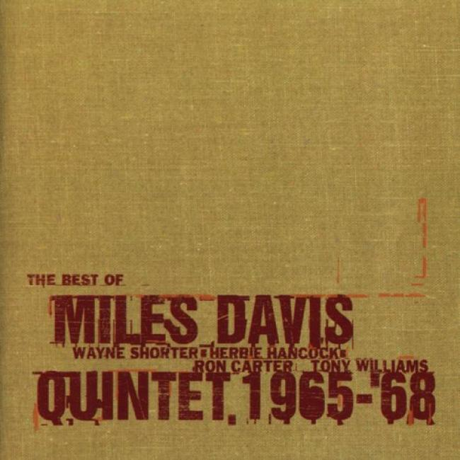 The Best Of The Miles Davis Quintet (1965-1968) (remaster)