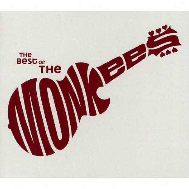 The Best Of The Monkees (2cd) (cd Slipcase) (remaster)