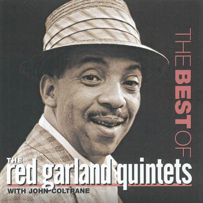 The Best Of The Red Garland Quintets (remaster)