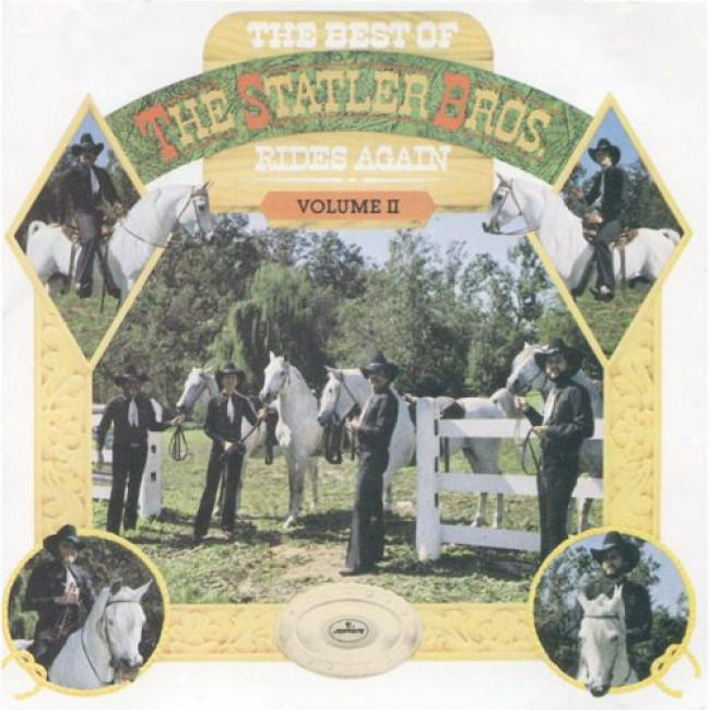 The Best Of The Statler Brothers Rides Again, Vol.ii