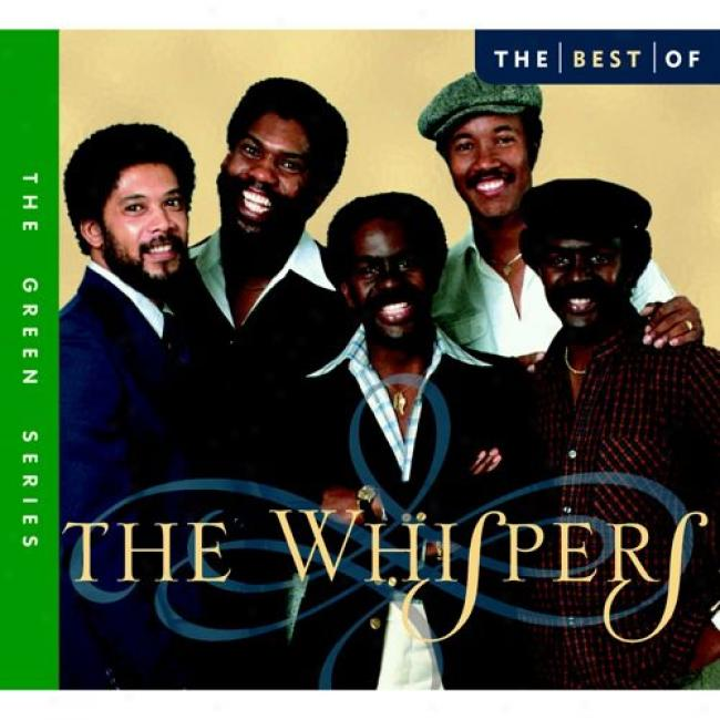 Th Best Of The Whispers (with Biodegradable Cd Case)