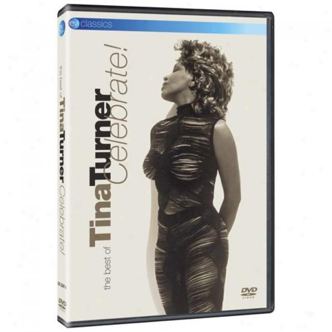 The Best Of Tina Turner: Commemorate! (music Dvd) (amaray Case)