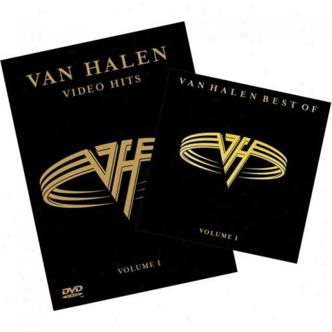 The Best Of Van Halen (wal-mart Exclusive) (includes Dvd)