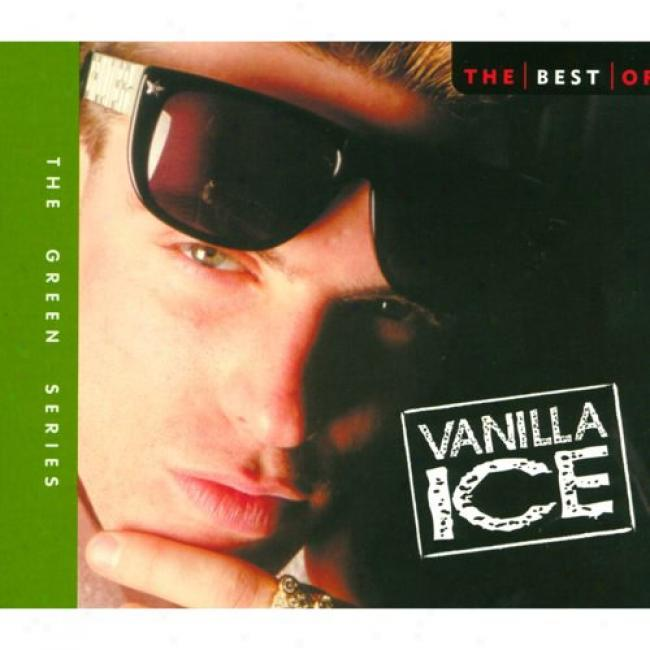 The Best Of Vanilla Ice (with Biod3gradable Cd Case)