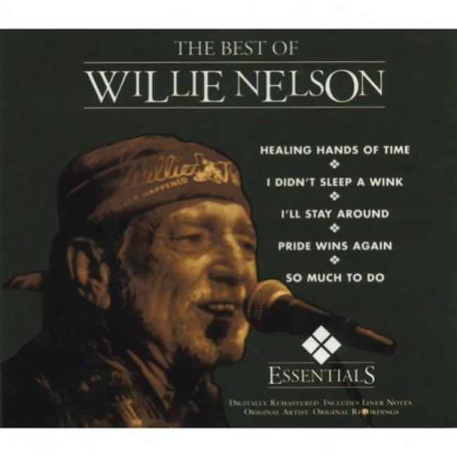 The Best Of Willie Nelson (dkgi-pak) (remaster)