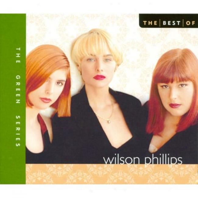 The Best Of Wilson Phillips (with Biodegradable Cd Case)