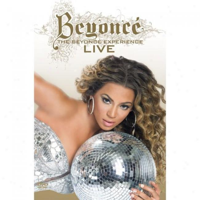 The Beyonce Experience Live (music Dvd) (amaray Case)