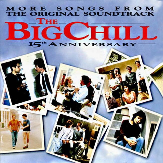 The Big Chill: More Songs From Big Chill Soundtrack