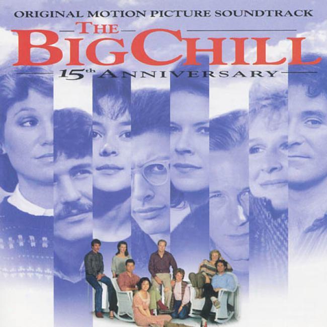 The Big Chill Soundtrack (15th Anniversary) (remaster)