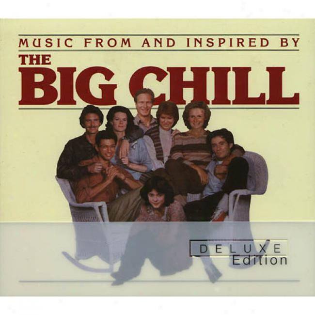 The Big Chill Soundtrack (deluxw Edition) (2cd) (digi-pak) (cd Slipcase) (remaster)