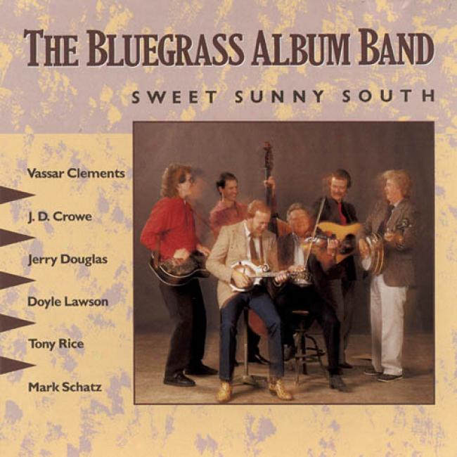 The Bluegrass Album Band, Vol.5: Sweet Sunny South
