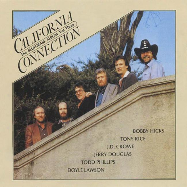 The Bluegrass Album, Vol.3: California Connection