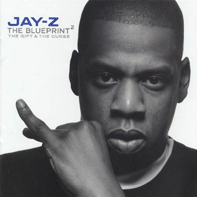 The Blueprint 2: The Gift And The Curse (edited) (2cd)