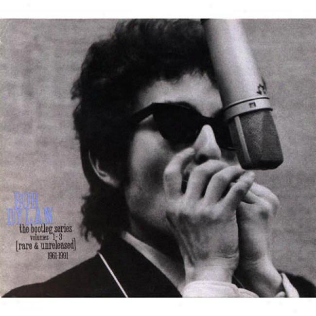 The Bootleg Series, Vols.1-3 (rare & Unreleased) 1961-1991 (3 Disc Box Set)