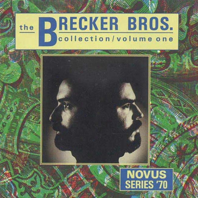 Th Brecker Brothers Collection, oVl.1 (remaster)