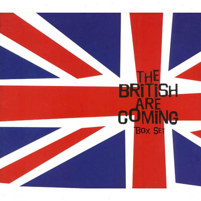 The British Are Cominb (ccd Slipcase) (remaster)