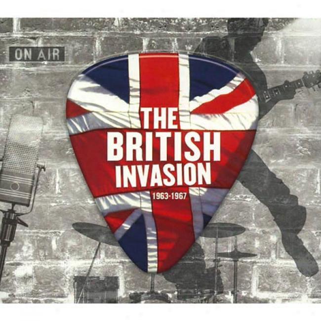 The British Invasion: 1963-1967 (3cd) (digi-pak)