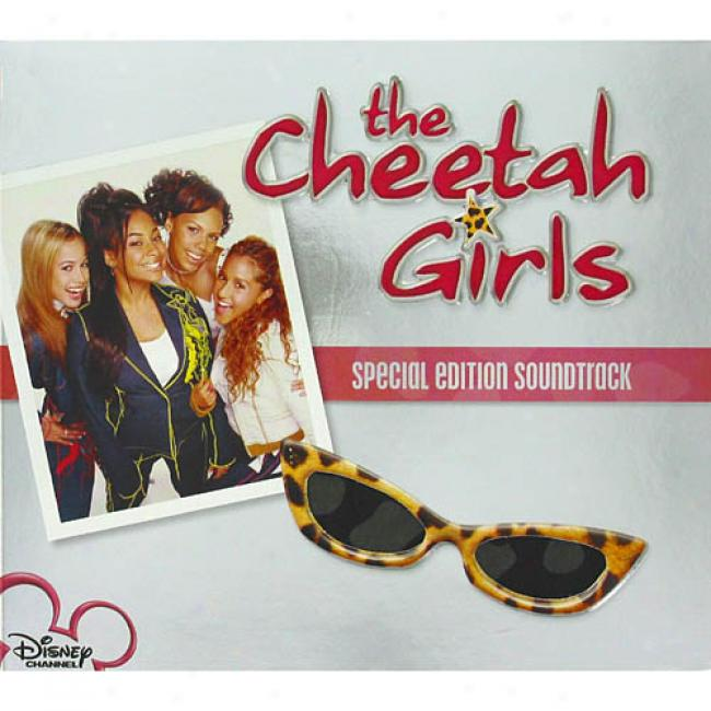 The Cheetah Girls Soundtrack (special Edition)