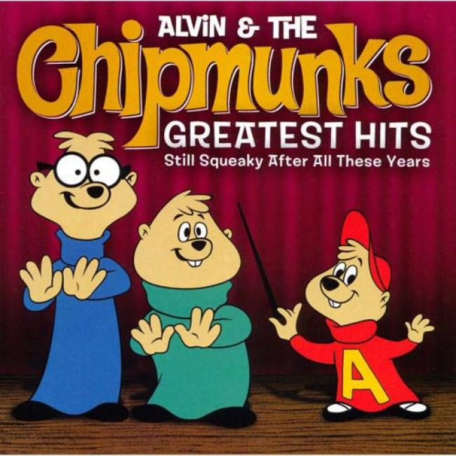 The Chipmunks Greatest Hits: Still Squeaky After All These Years