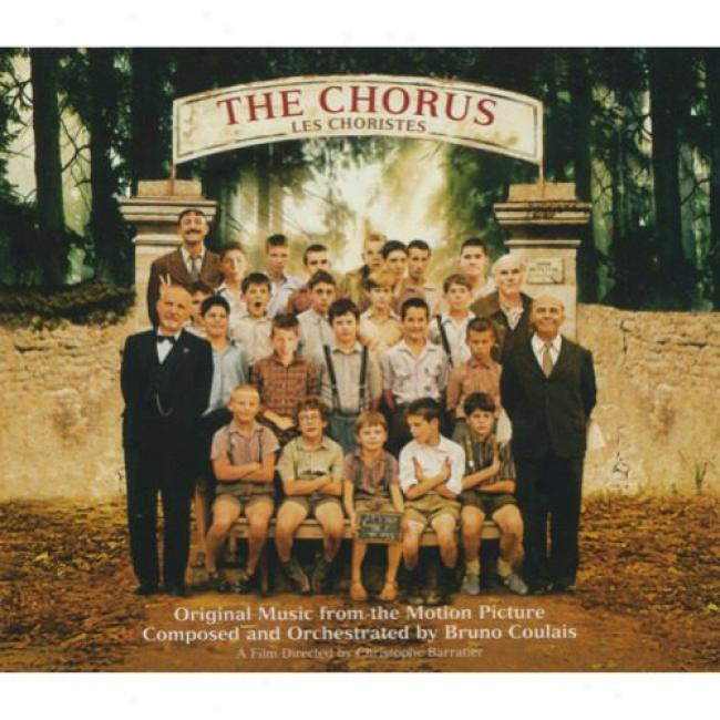 The Chorus (les Cboristes) Soundtrack (cd Slipcase)