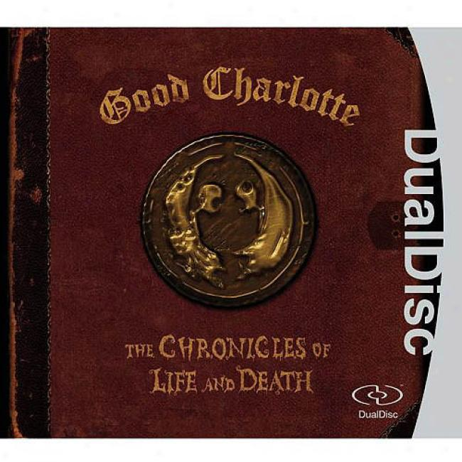 The Chronicles Of Life & Death: Death Version (dual-disc) (cd Slipcase)