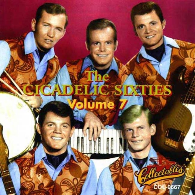 The Cicadelic 60's Vol.7: From Texas To Tucson!