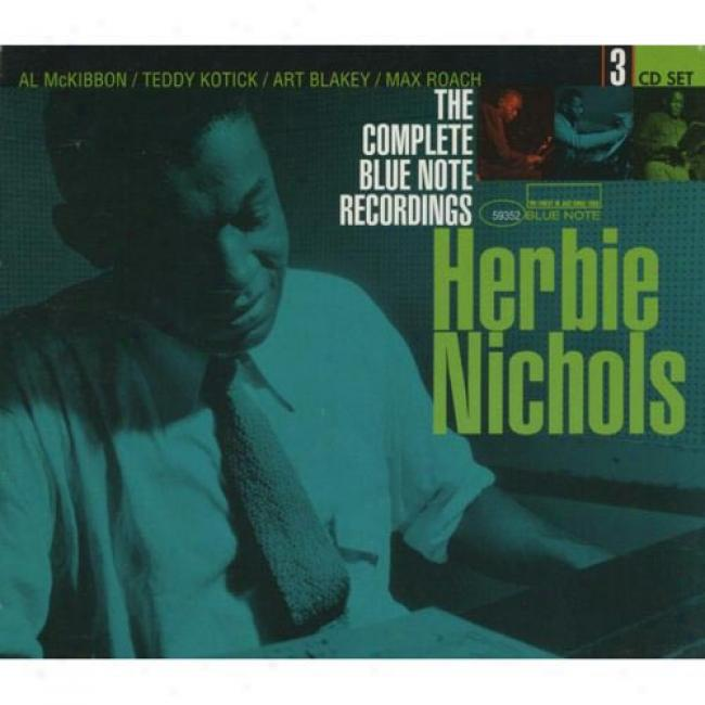 The Complete Blue Note Recordings (3 Disc Box Set)