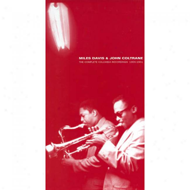 The Total Columbia Recordings 1955-1961 (remaster)