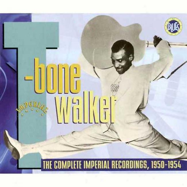 The Complete Imperial Recordings 1950-1954 (2cd)