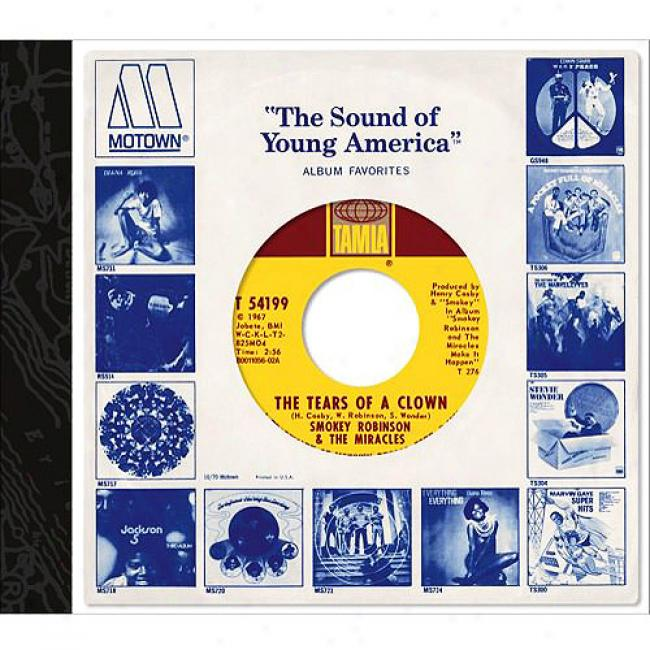 The Complete Motown Singles, Vol.10: 1970 (6 Disc Box Set)