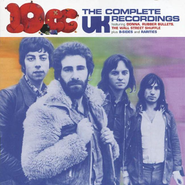 The Complete Uk Recordings 1972-1974 (2cd) (remaster)