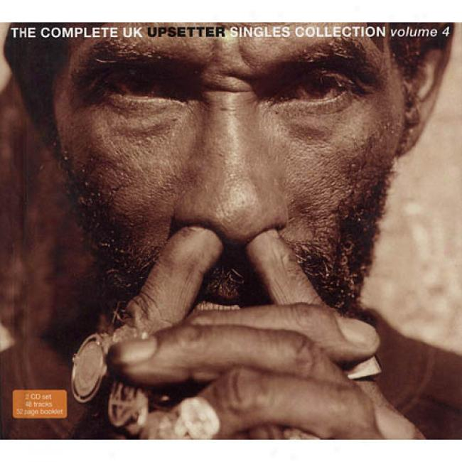 The Complete Uk Upsetter Snigles Collection, Vol.4 (2cd) (digi-pak)