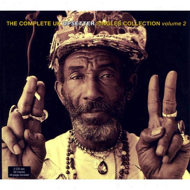 The Complete Uk Upsetter Singles Collection, Vol.2 (2cd) (digi-pak)