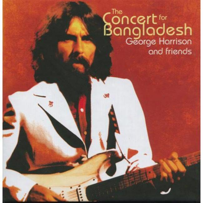 The Concert For Bangladesh (2 Disc Box Fix) (remaster)