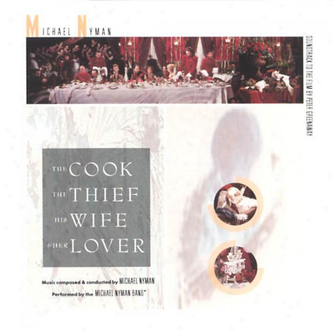 The Cook, The Thief, His Married woman & Her Lover Soundtrack