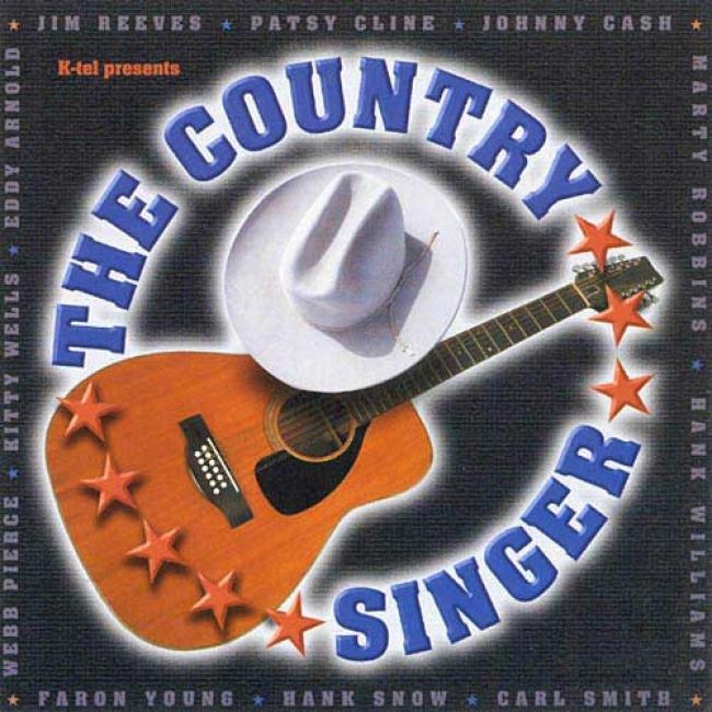 The Country Singer: 20 Nashville Legends (remaster)