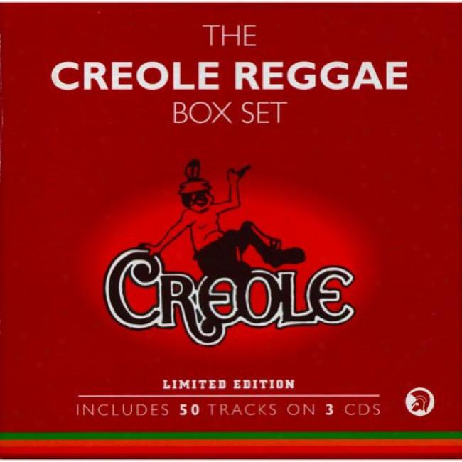 The Creole Reggae Box Set (limited Edition) (remasger)