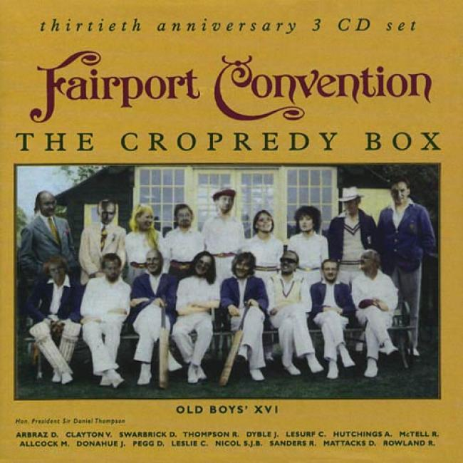 The Cropredy Box (30th Anniversary) (remaster)