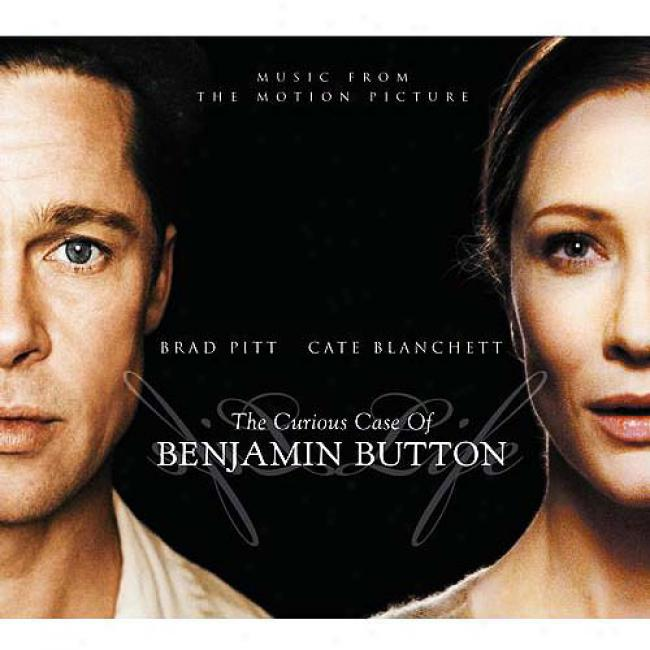 The Curious Case Of Benjamin Button Score (2cd)
