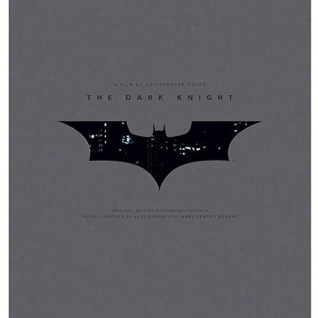 The Dark Knight Score (collectors Edition) (2 Disc Box Set)