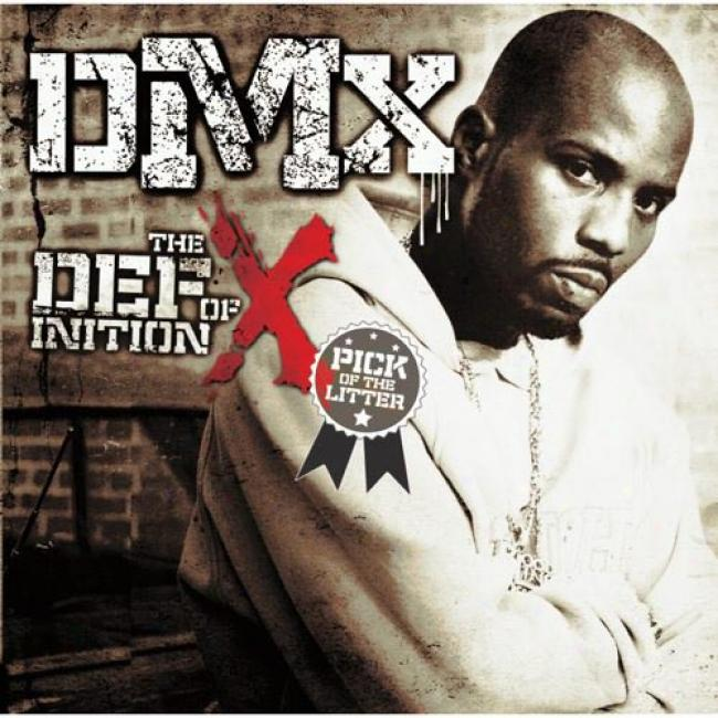 The Definition Of X: Pick Of The Litter (editee) (deluxe Edition) (includes Dvd)