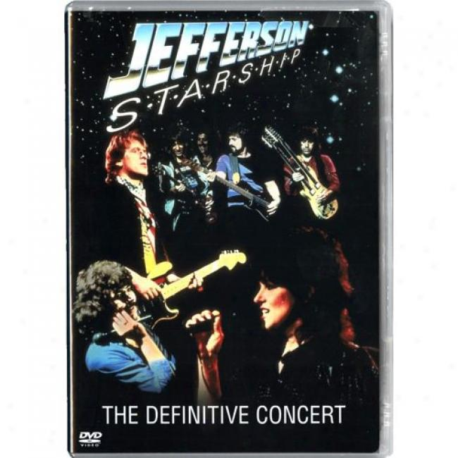 The Definitive Concert (music Dvd) (amaray Case)