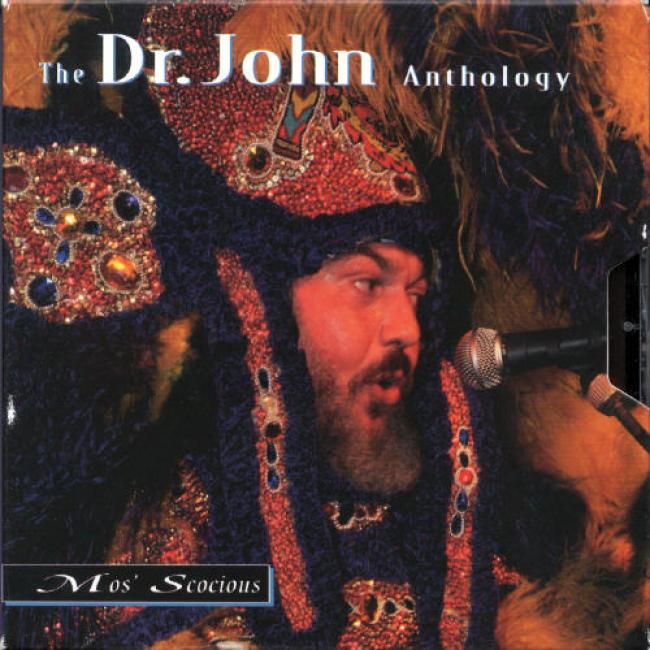The Dr. John Anthology: Mos Scocious (2 Disc Box Set) (remaster)