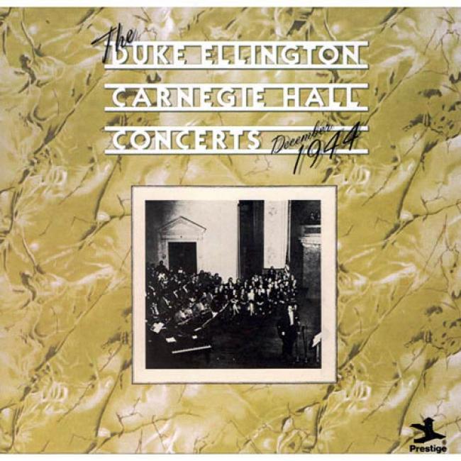 The Duke Ellington Carnegie Hall Concerts December 1944 (2cd)