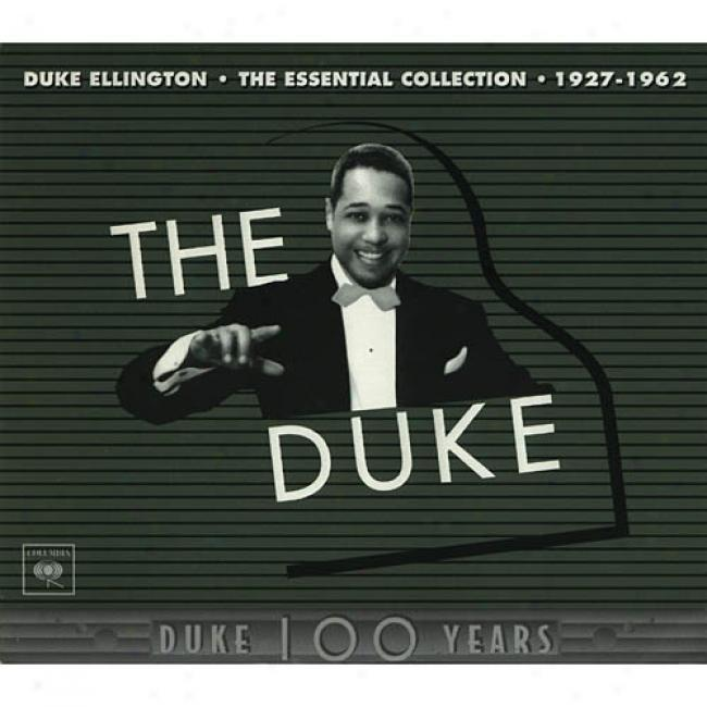 The Duke: The Essential Collection 1937-192 (3cd) (digi-pak) (cd Slipcase) (remastwr)