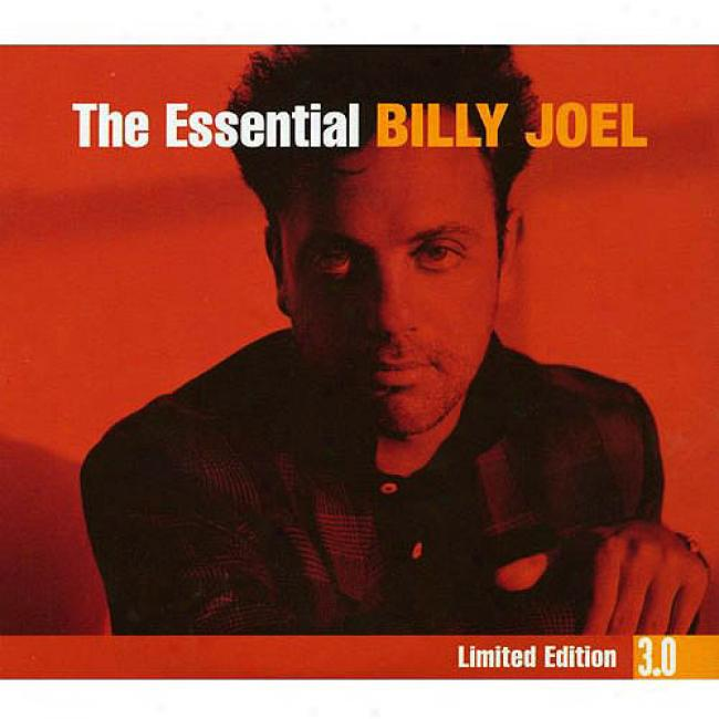 The Essential Billy Jpel 3.0 (limited Edition) (3cd)