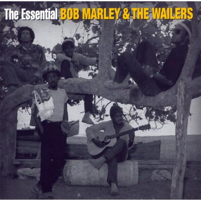 The Essential Bob Marley & The Wailers (2cd) (remaster)