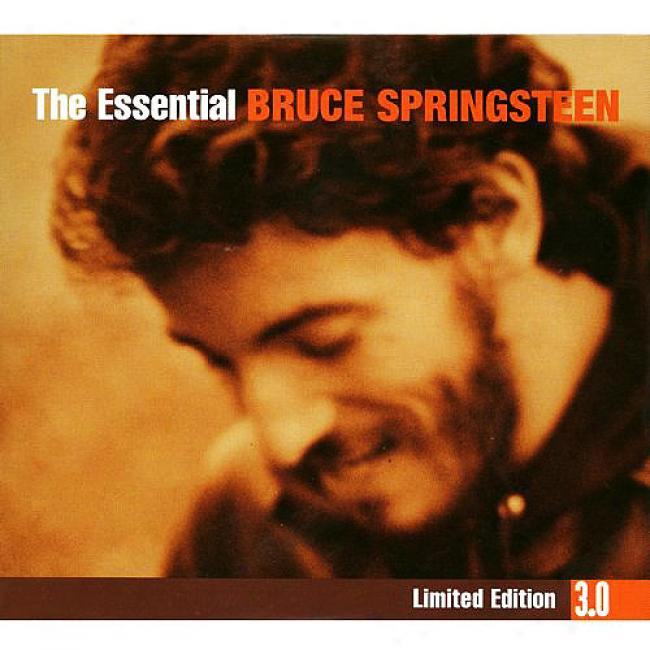 The Essential Brucee Springsteen 3.0 (limited Edition) (3cd)