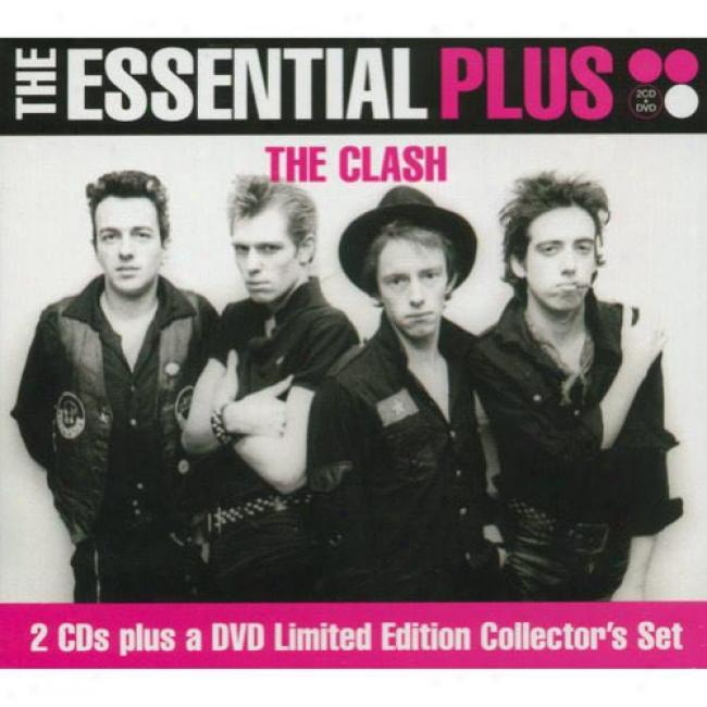 The Essential Clash: Plus (limited Edition) (2cd) (includes Dvd) (diggi-pak) (remaster)