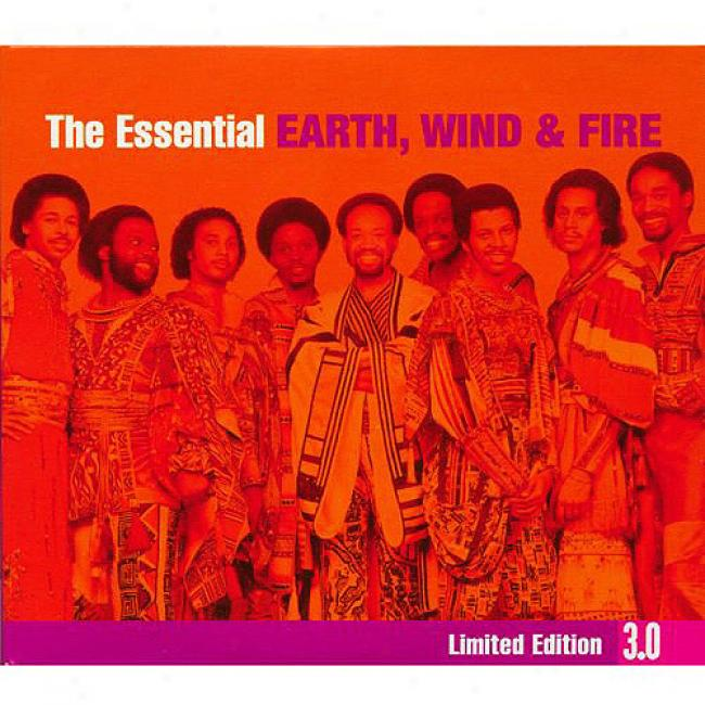The Essential Earth, Wind & Fire 3.0 (limited Edition) (3cd)